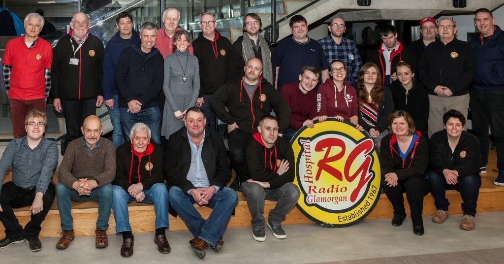 RG group photo 2018